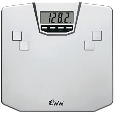 Weight Watchers By Conair WW31X Digital Body Analysis and Body Water LED Bathroom Scale