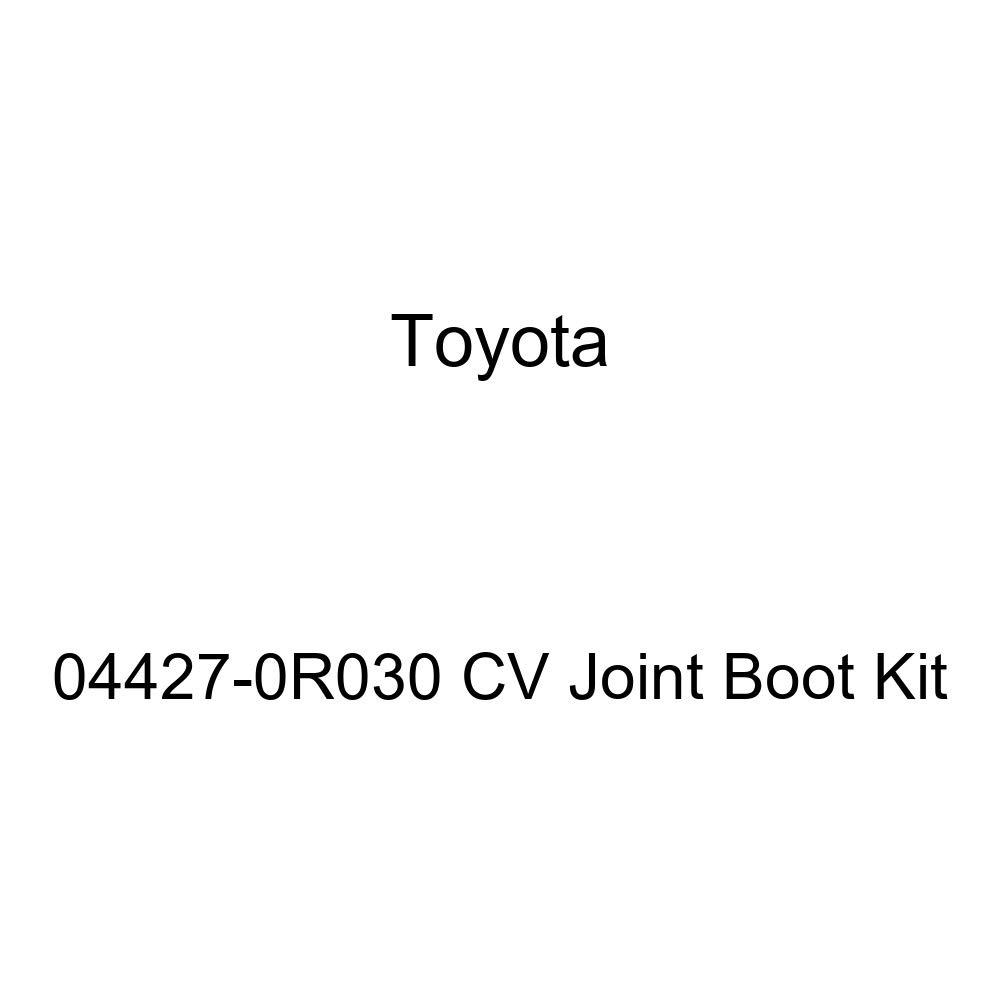 Toyota 04427-0R030 CV Joint Boot Kit