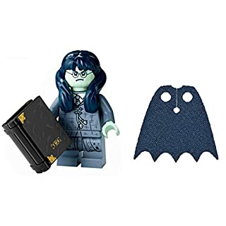 LEGO Harry Potter Series 2 Moaning Myrtle & Tom Riddle's Diary and Extra Blue Spongy Cape