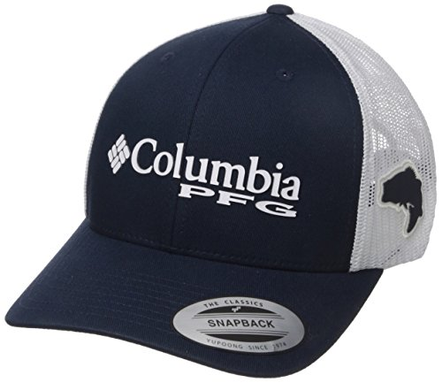 Columbia Mesh Snap Back Ball