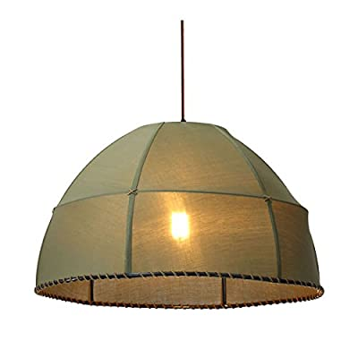 Zuo 98244 Marble Ceiling Lamp, Pea Green