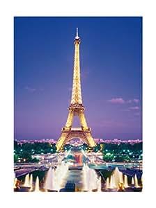 Clementoni - Puzzle de 1000 piezas, High Quality, diseño París (391226)