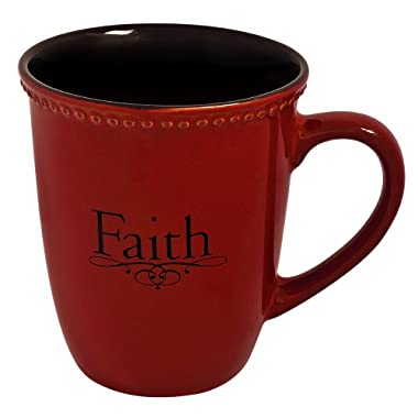 Paprika  Faith  Verse Mug