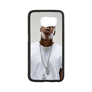 Rapper Jay Z Samsung Galaxy S6 Cell Phone Case White&Phone Accessory STC_005983