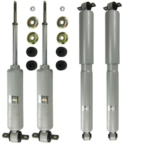 Absorber Shock C1500 - SENSEN 6011 Full Set of Shocks for 95-00 Chevrolet Tahoe