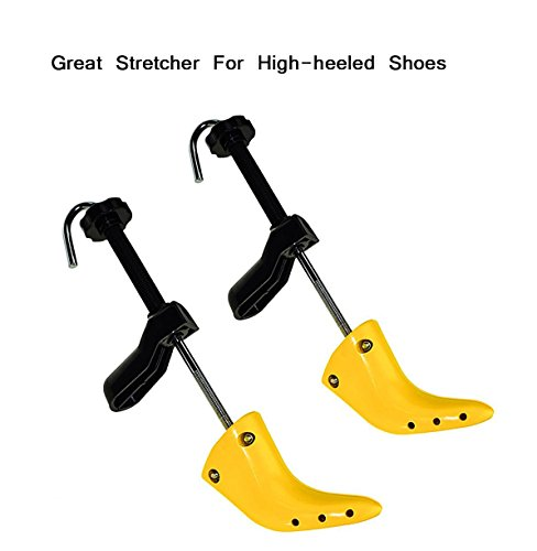 7fa4e4df1baa Zamango Pair of Women High Heel Shoe Stretcher,2-way Plastic - Import It All