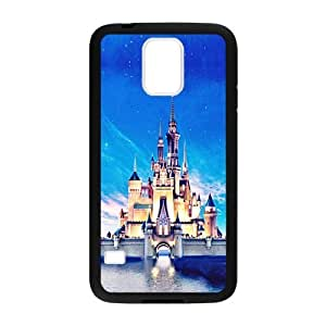 Custom Unique Design Dream Castle Samsung Galaxy S5 Silicone Case