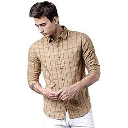 Buy Tryme Fashion Men's Regular Fit Casual Shirt India 2021