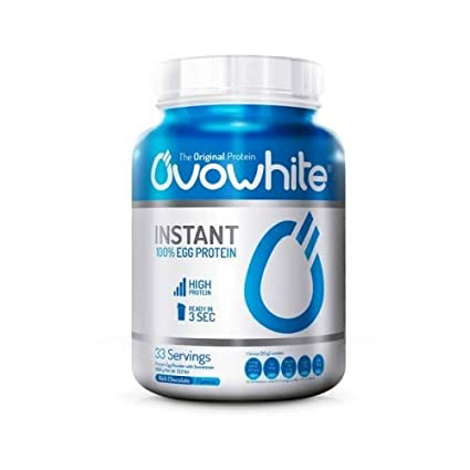 OVOWHITE INSTANT 100% EGG PROTEIN 1000 GRS - OVOWHITE ...