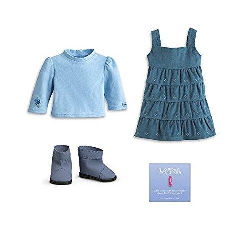 - American Girl Felicity 6.5 Inch Mini Doll Beforever NEW