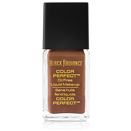 Black Radiance Color Perfect Liquid Make-Up, Cashmere, 1 Ounce