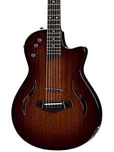 Taylor T5z Classic Deluxe - Gloss Shaded Edgeburst from Taylor