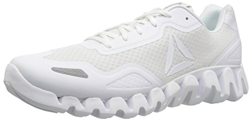 Reebok Heren Zigpulse Loopschoen Wit / Steel