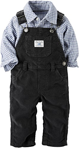 Carters Boys Overalls - 2