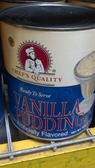 Chef's Quality: Vanilla Pudding 2/7 Lb. - Bakers And Chefs Pudding