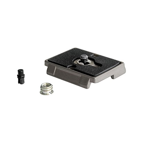 Extra Quick Release Plate - Manfrotto Quick Release Plate with Special Adapter (200PL)