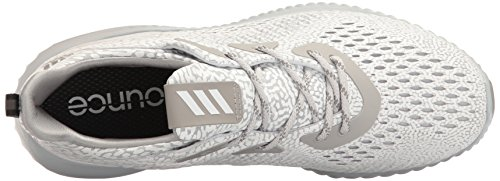 Onix Shoe Medium Grey Women's Heather Clear Grey Ams Adidas Alphabounce Running S1Bw01xI