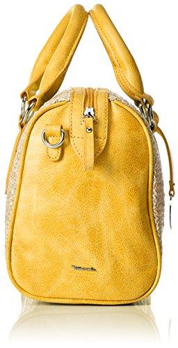 Yellow Comb pour Tamaris Bag Neve Gelb Bowling Bowling Sac Femme qnFxURw4n