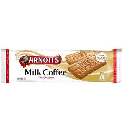 (Arnotts Milk Coffee 250g)