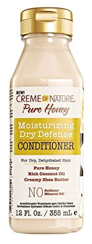 - Creme of Nature Moisturizing Dry Defense Conditioner, 12 Ounce