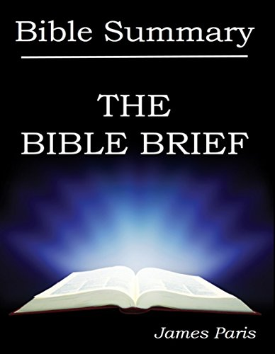Bible Overview, Bible Summary, Bible Outline, THE BIBLE BRIEF:  A Compact Bible Summary & Bible Study Guidebook (Spotlight On 4)