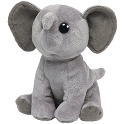 c4278e9224f Image Unavailable. Image not available for. Color  Ty Beanie Babies Sahara  Elephant Plush ...