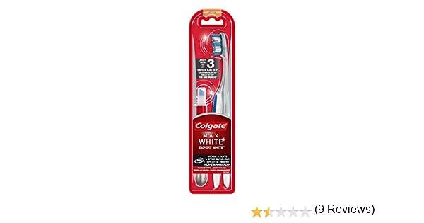Colgate Max White Expert Cepillo y Lápiz Blanqueador - 1 Cepillo: Amazon.es: Salud y cuidado personal