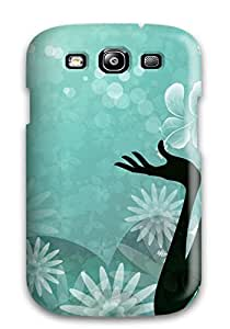 Cute High Quality Galaxy S3 Vector Artistic Abstract Artistic Case