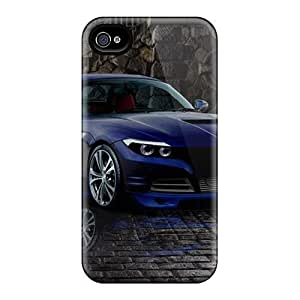 New Fashion Premium Tpu Case Cover For Iphone 4/4s - Bmw Z3