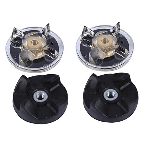 Base Parts - LONYE (Set of 2) 250W Base Gear & Blade Gear Replacement Part for Magic Bullet Blender MB1001