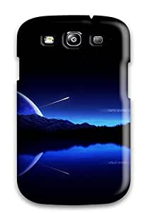 Bruce Lewis Smith Case Cover Protector Specially Made For Galaxy S3 Planet Fall
