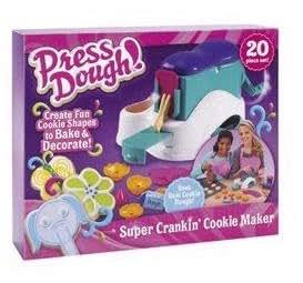 Super Crankin' Cookie Maker