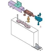 Koblenz schuifsysteem voor deuren met rail 190 cm 40 kg draagkracht