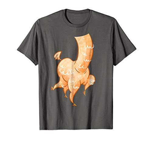 Llama Costume T-Shirt for Halloween Llama Animal Cosplay Tee ()
