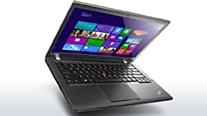 Lenovo ThinkPad T440s 20AQ004JUS 14-Inch Touchscreen Laptop (2.1 GHz Intel Core i7-4600U Processor, 8GB DDR3, 256GB SSD, Windows 8 Pro) Black