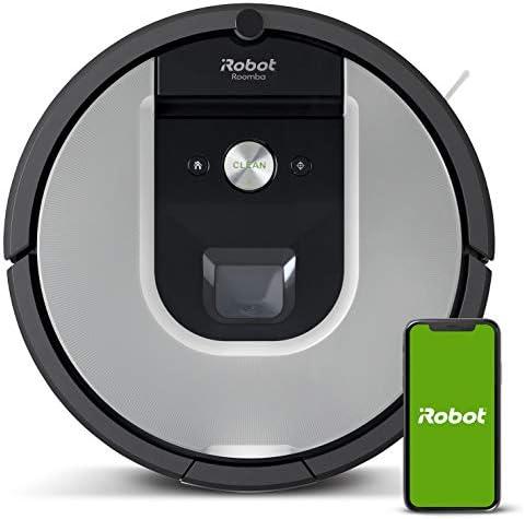 Robot aspirador iRobot Roomba 971 - Aspiración de alta potencia, recarga y sigue la limpieza, óptimo para mascotas, compatible con Tecnología de Coordinación Imprint, compatible con asistentes de voz: Amazon.es: Hogar