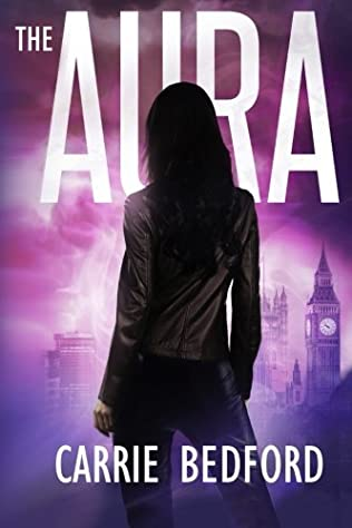 book cover of The Aura