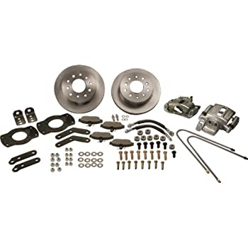 Amazon com: SSBC A130-2 Rear Drum to Disc Brake Conversion