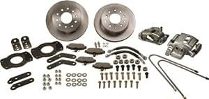 SSBC A124 Rear Drum to Disc Brake Conversion Kit