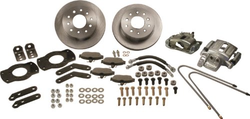 SSBC A125-2 Rear Disc Brake Conversion Kit