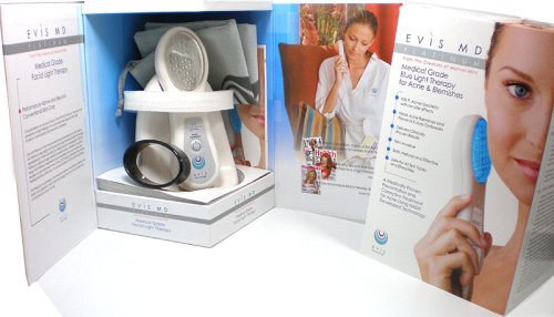 EVIS MD Platinum - Blue Light Therapy Anti-Aging Device