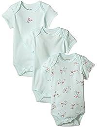 Girls' 3-Pack Bodysuits