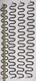 """Zig Zag Furniture and Auto Upholstery Springs – 9 Gauge / 20"""" Length Pieces Quantity 4"""