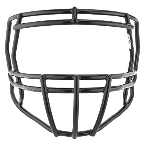 Riddell Speed S2BD Facemask - BLACK (Riddell Face Mask)