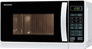 SHARP R642INW Microondas con grill 20l. Blanco
