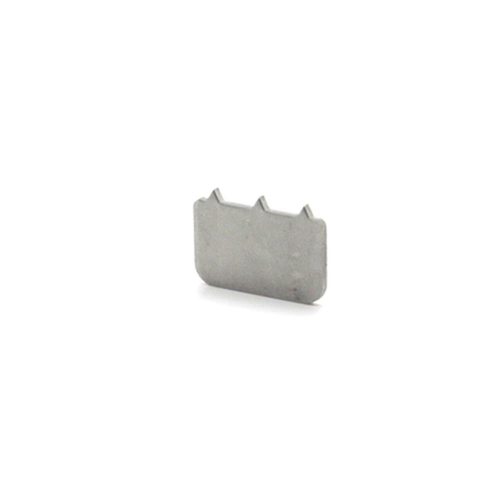 NewTechWood DAF-LCLIP Deck-A-Floor Locking Clip, 2-Inch x 1-Feet, Westminster Gray