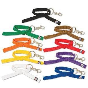 - ProForce Authentic Belt Keychains - Black