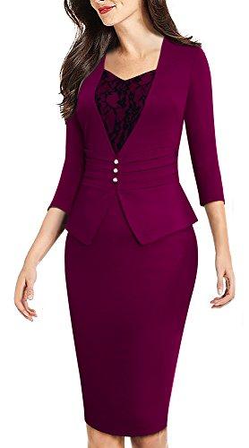 formal business evening dresses - 8