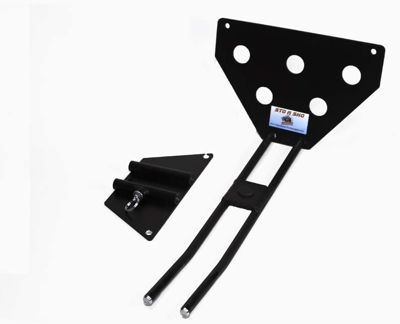 Big Mikes Performance Parts Quick-Release Front License Plate Bracket 1 Count