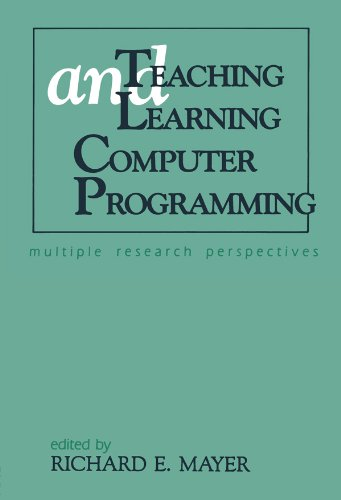 Teaching and Learning Computer Programming: Multiple Research Perspectives Pdf